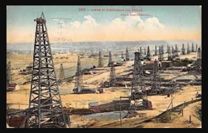 oil fields bakersfield info